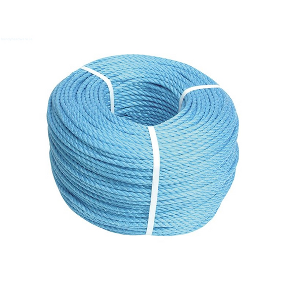Blue Nylon Rope