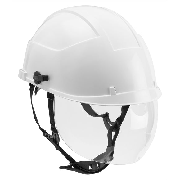 IDRA Arc-rated Safety Helmet with Integrated Visor