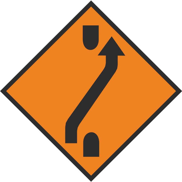 WK 010 One-lane Crossover (Out)