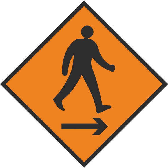 WK 081 Pedestrians Cross to Right