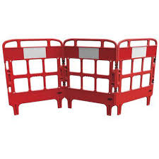 Workgate® 3 Gate with Reflectives - Red