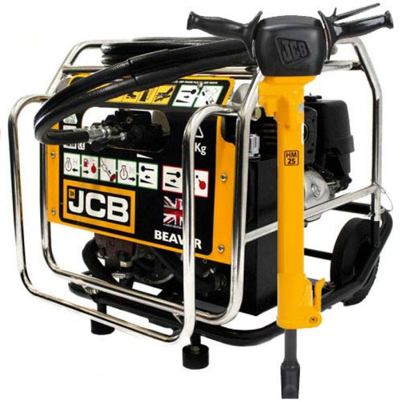 JCB Beaver Power Pack & Standard Breaker