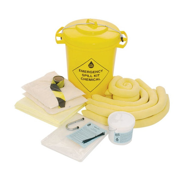 JSP CHEMICAL SPILL KIT 90 LITRE
