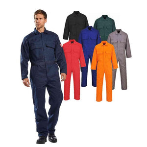 PORTWEST BIZWELD FR COVERALL