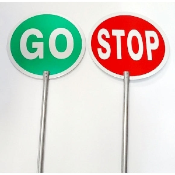 Stop & Go Sign