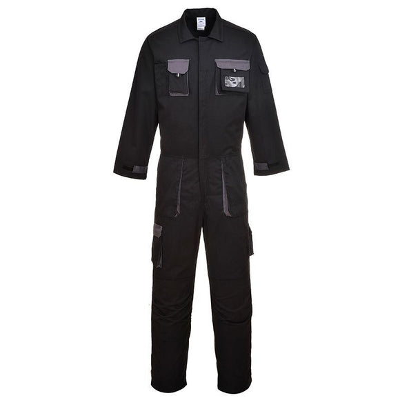 PORTWEST TEXO CONTRAST COVERALL
