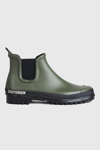 Chelsea Rainwalker Green/Black