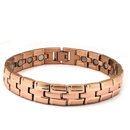 316L Stainless Steel magnetic bracelet with 5,000 gauss magnets