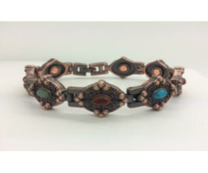 Copper magnetic bracelet