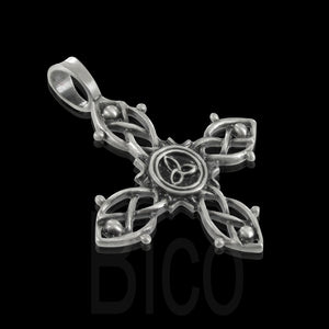 New Bico MAGIC KNOT pentdent (E59) OVE CHARM PROTECTION FROM EVIL