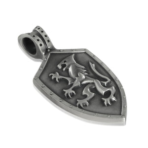 New Bico KNIGHTS SHIELD pendent (E320) PROTECTOR OF THOSE AROUND YOU