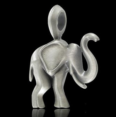 New Bico pendent LUCKY ELEPHANT (E345) OVERCOMING OBSTACLES, PHYSICAL AND MENTAL STRENGTH, GOOD LUCK