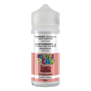 SQUARE HEAD - RED SQUARE 100 ML