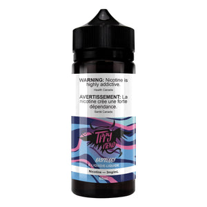 TFFY FIEND (TAFFY KING) - RASPBERRY 120 ML