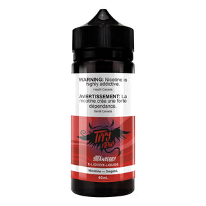 TFFY FIEND (TAFFY KING) - STRAWBERRY 120 ML