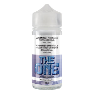 THE ONE - BLUEBERRY 100 ML