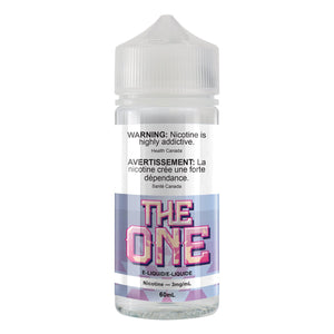 THE ONE - STRAWBERRY 100 ML