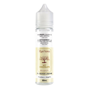 RIPE VAPES - VCT AMBER (CHOCOLATE) 60ML
