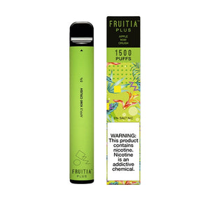 FRUITIA - APPLE KIWI CRUSH - DISPOSABLE POD