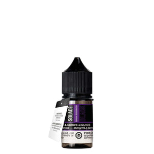 SALT NIC - SOLACE BLACK | BANANA DRAGONBERRY
