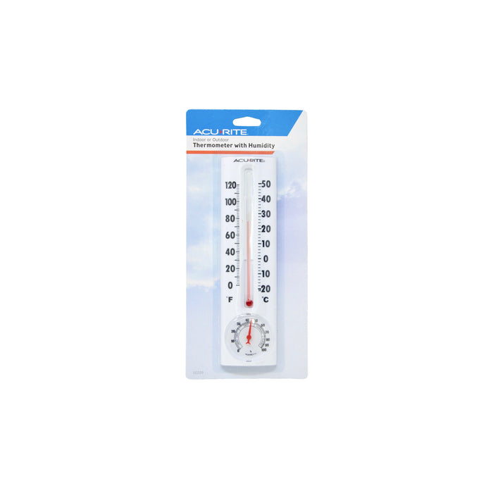 Thermometer w/ Humidity - Indoor/Outdoor