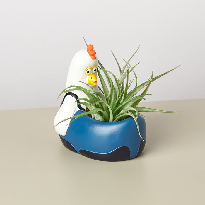 Small Animal Planter 'Chicken'