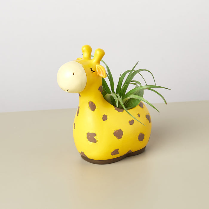 Small Animal Planter 'Giraffe'