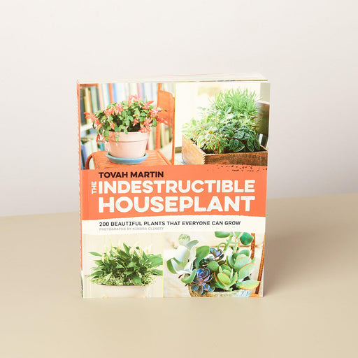 Book - The Indestructible House Plant