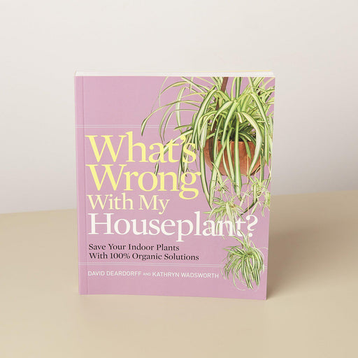 Book - What's Wrong with My House Plant?