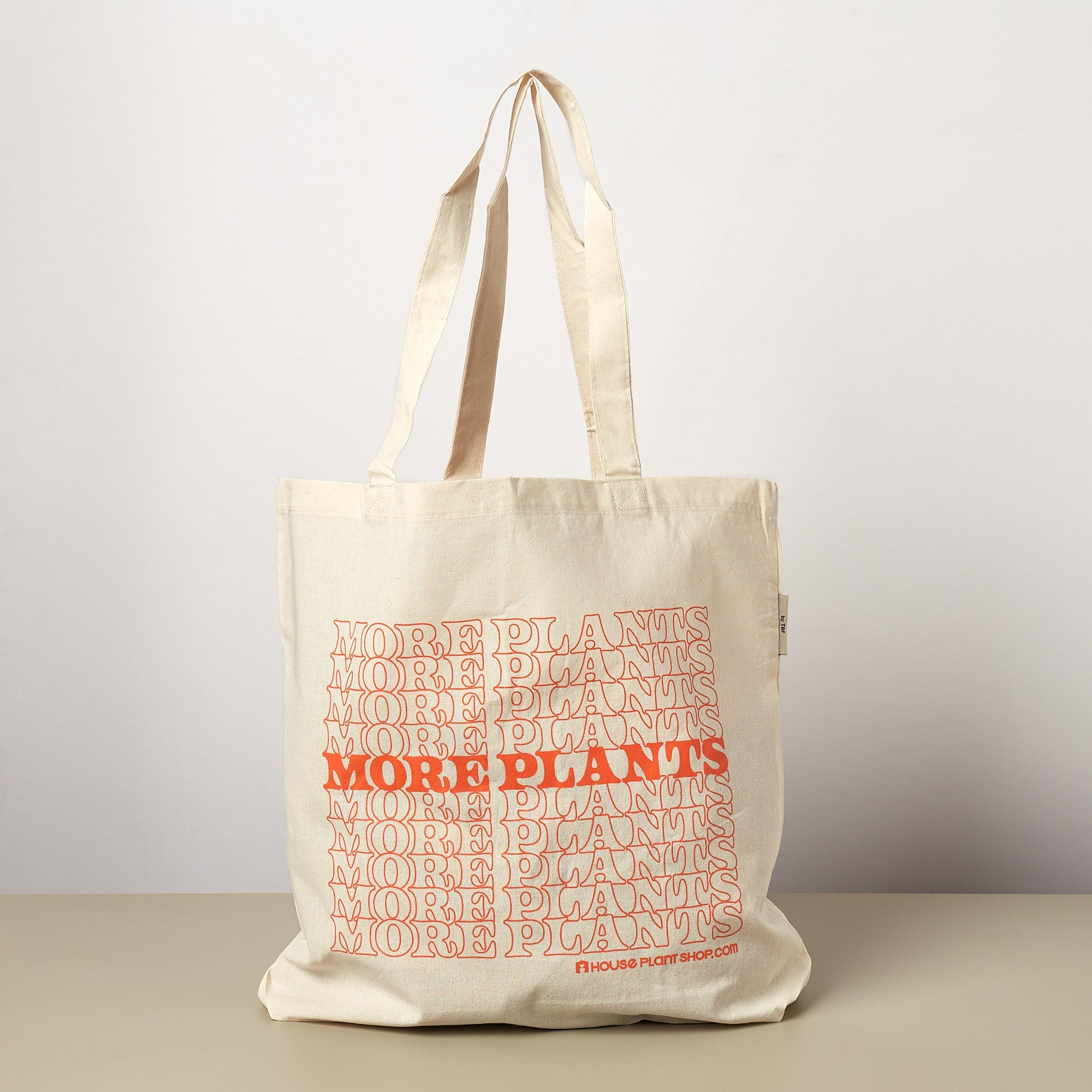 More Plants Tote Bag - House Plant Shop
