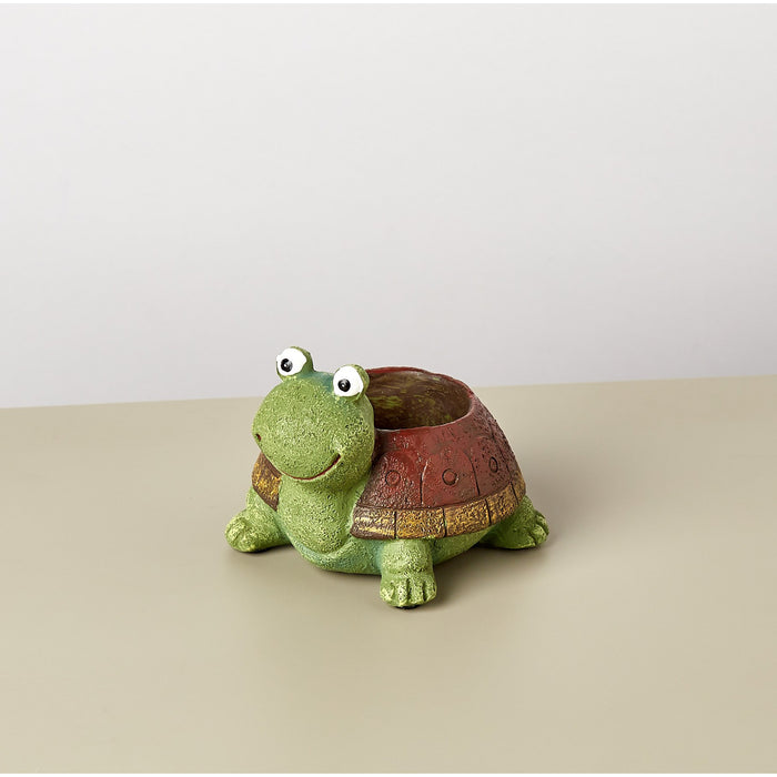 Small Animal Planter 'Turtle'