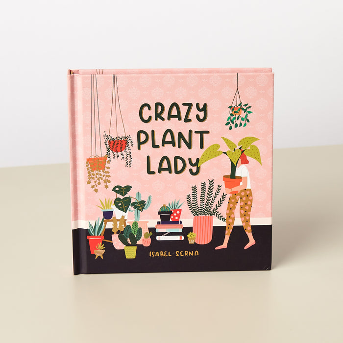 Book - Crazy Plant Lady