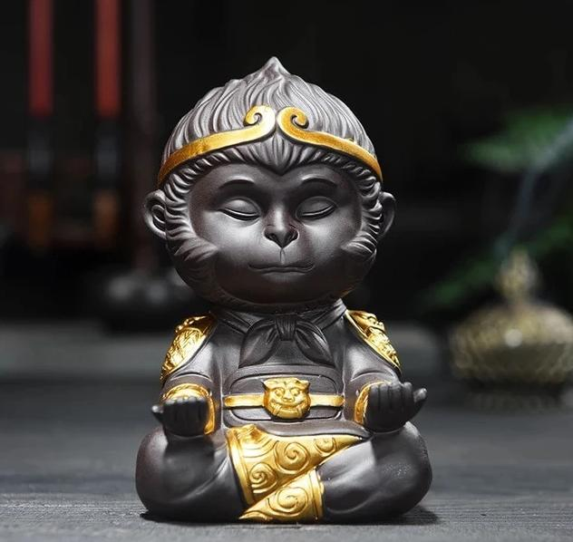 Monkey King - Calming Ornament