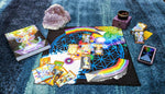 Divination Cloth ~ Patch Tarot
