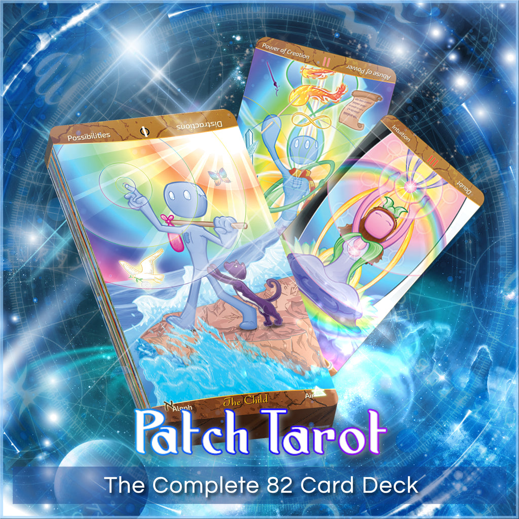 Patch Tarot ~ Damaged Box Discount