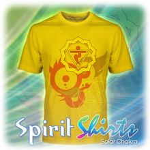 Load image into Gallery viewer, Spirit Shirts ~ Solar Chakra