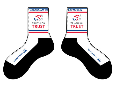 Triathlon Trust Socks