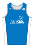 Afrikids Run Singlet