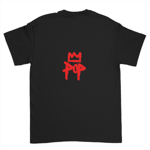 Kingpop Safe black tee