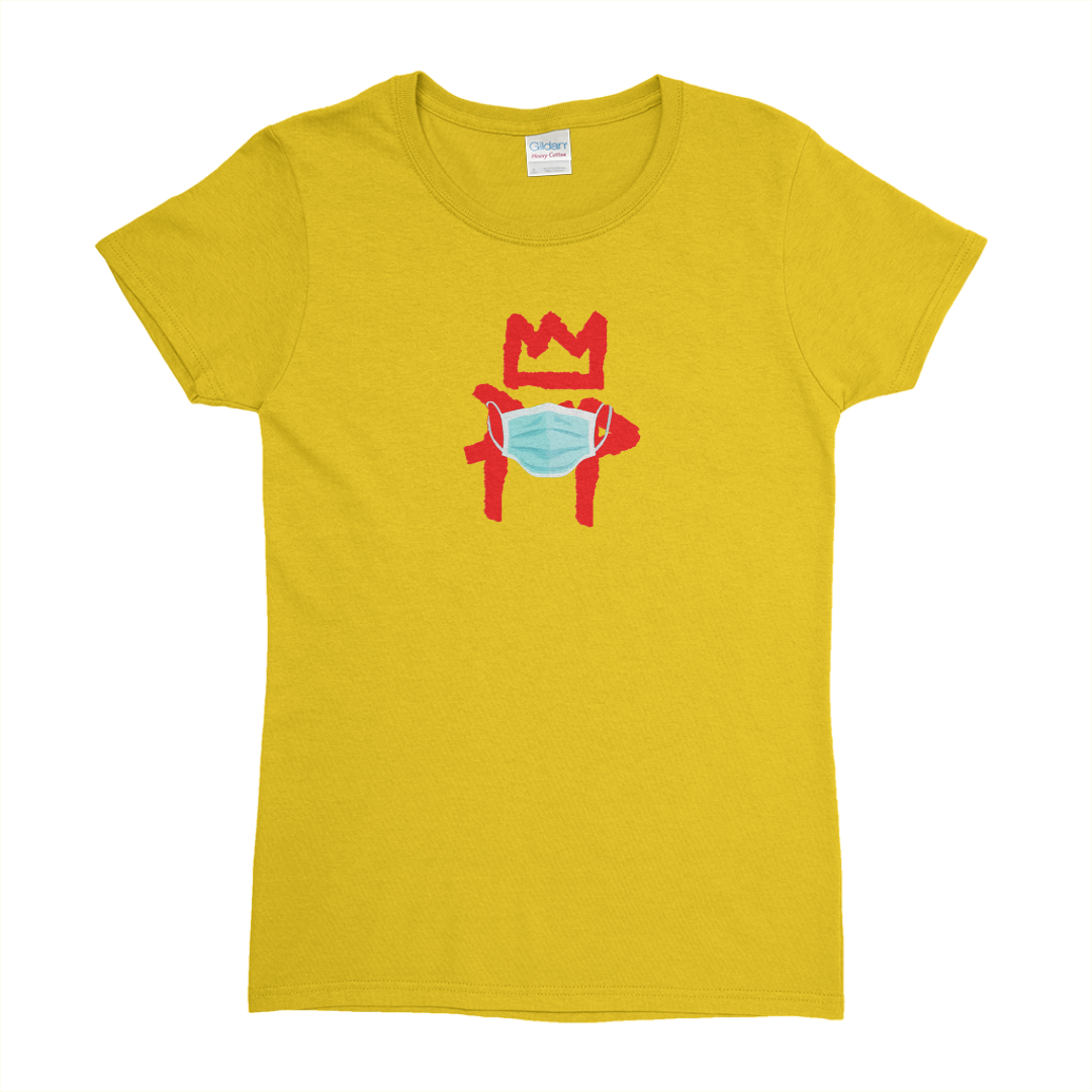 Kingpop Safe bumble bee tee (Ladies)