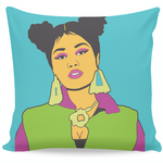Queen Cuddle women pillows