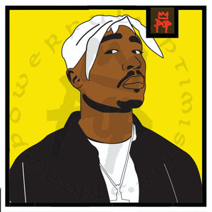 "Art by Kingpop William Floyd ""New Pac"""