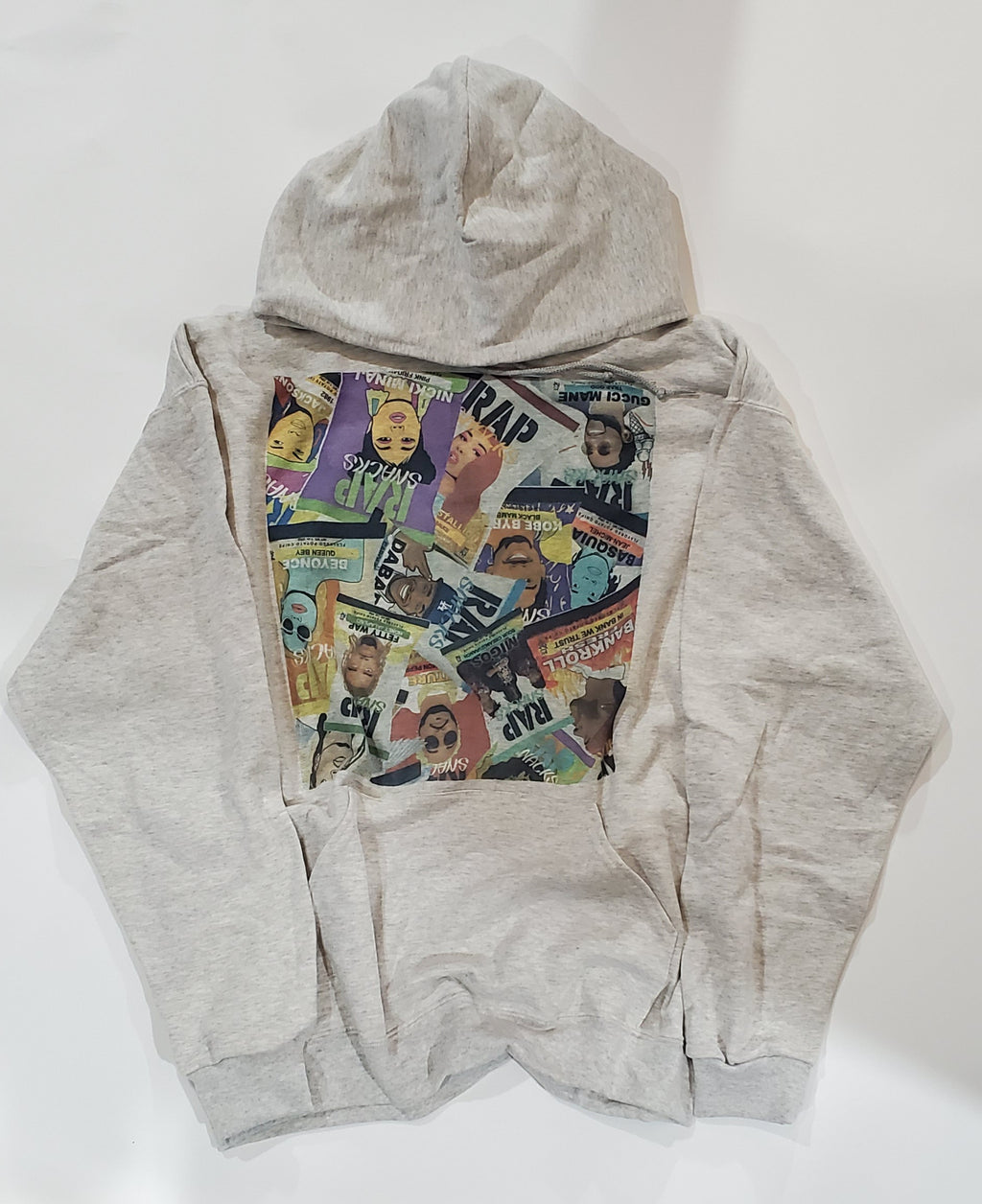 RAP SNACKS COLLAGE Hoodie