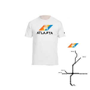 KingPop 404 Collection Atlanta Logo  White (Pre Order)