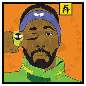 "Kingpop William Floyd ""rza"""