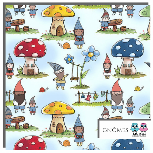 Large - Gnomes - PUL ROUGE