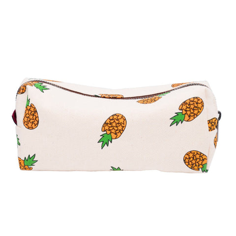 Pineapple Canvas Pouch