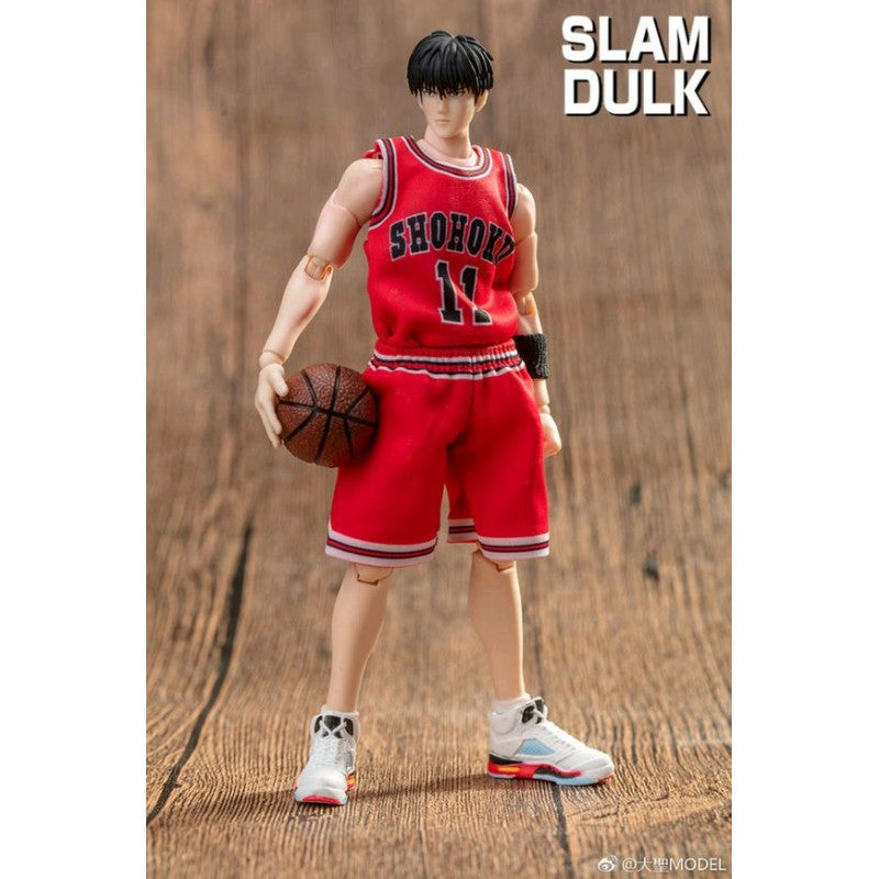 Dasin Model - Slam Dunk Basketball #11 Rukawa Kaede