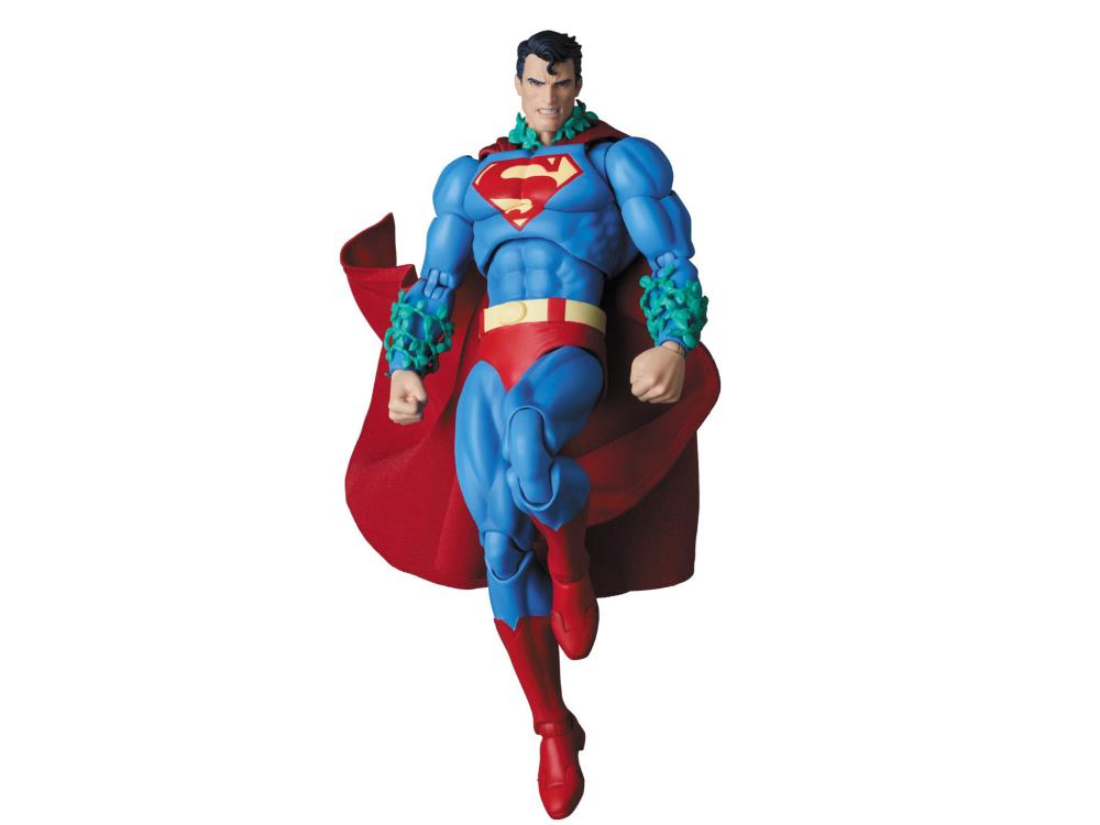 "Superman ""Batman: Hush"" MAFEX No.117"