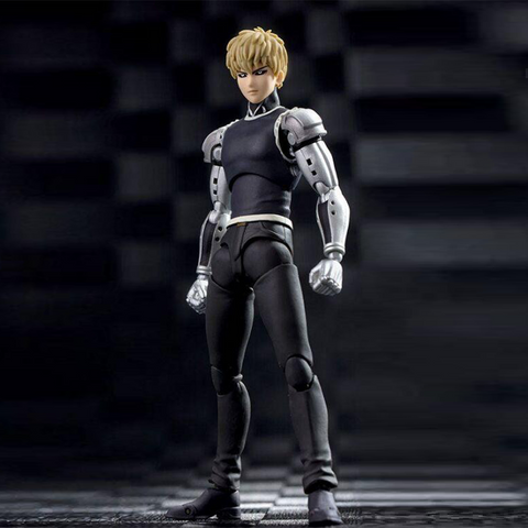GENOS | DASIN MODEL FIGURE | ONE PUNCH MAN - Omnime